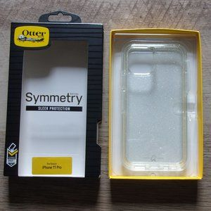 OTTERBOX for iPhone 11 Pro Clear/Silver Flake